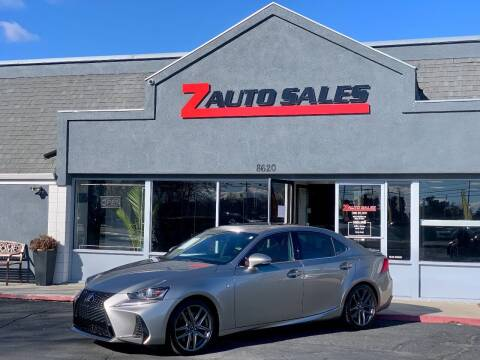 2018 Lexus IS 350 for sale at Z Auto Sales in Boise ID
