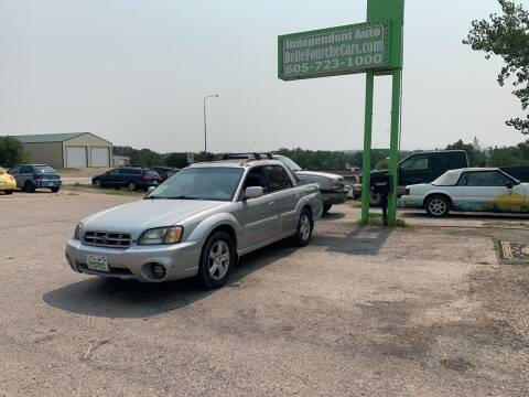 2003 Subaru Baja for sale at Independent Auto in Belle Fourche SD