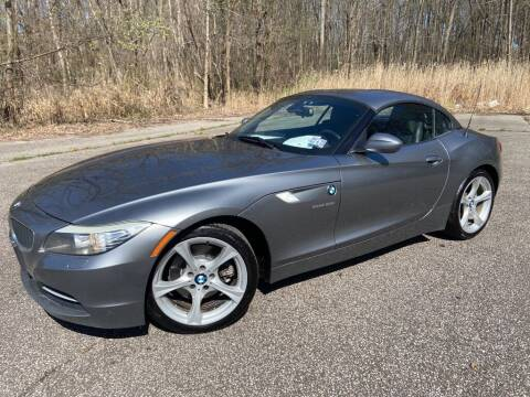 2012 BMW Z4 for sale at TKP Auto Sales in Eastlake OH