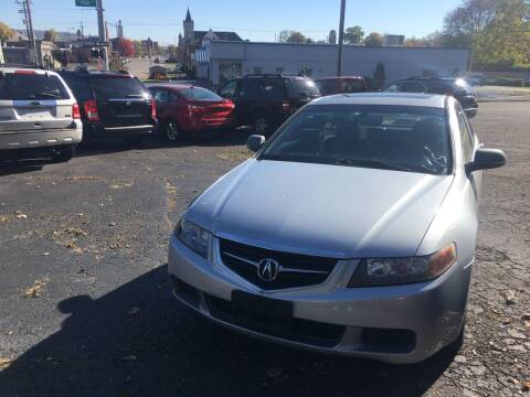 2005 Acura TSX for sale at Carlisle Cars in Chillicothe OH