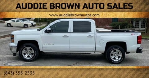2015 Chevrolet Silverado 1500 for sale at Auddie Brown Auto Sales in Kingstree SC