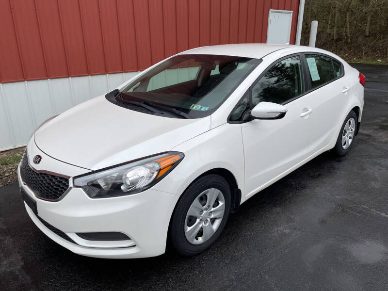 2016 Kia Forte for sale at North East Locaters Auto Sales in Indiana PA