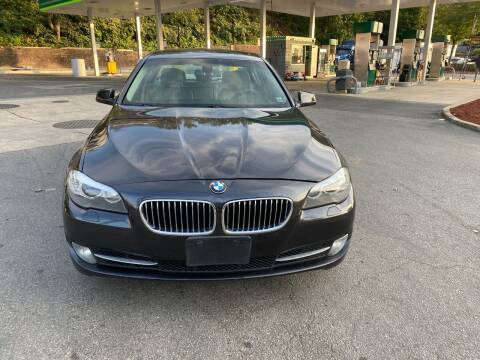 2012 BMW 5 Series for sale at Exotic Automotive Group in Jersey City NJ