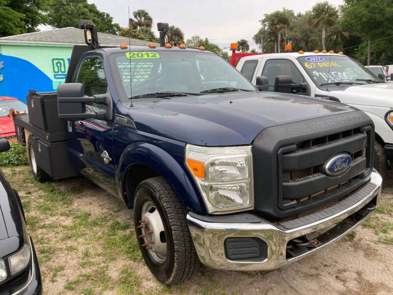 2012 Ford F-350 Super Duty for sale at Harbor Oaks Auto Sales in Port Orange FL