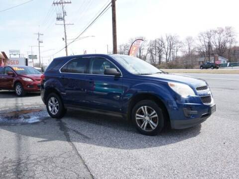 2010 Chevrolet Equinox for sale at Budget Auto Sales & Services in Havre De Grace MD