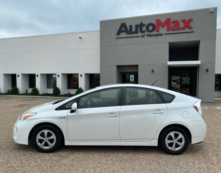 2015 Toyota Prius for sale at AutoMax of Memphis in Memphis TN