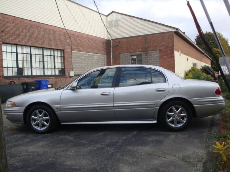 2004 Buick LeSabre for sale at ROSS MOTOR CARS in Torrington CT