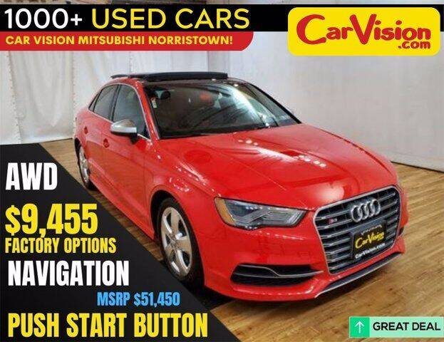 2015 Audi S3 for sale in Norristown, PA