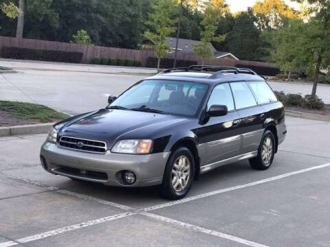 2000 Subaru Outback for sale at Two Brothers Auto Sales in Loganville GA