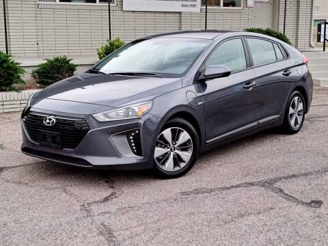 2018 Hyundai Ioniq Plug-in Hybrid for sale at Clean Fuels Utah - SLC in Salt Lake City UT