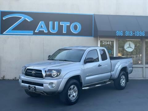 2006 Toyota Tacoma for sale at Z Auto in Sacramento CA