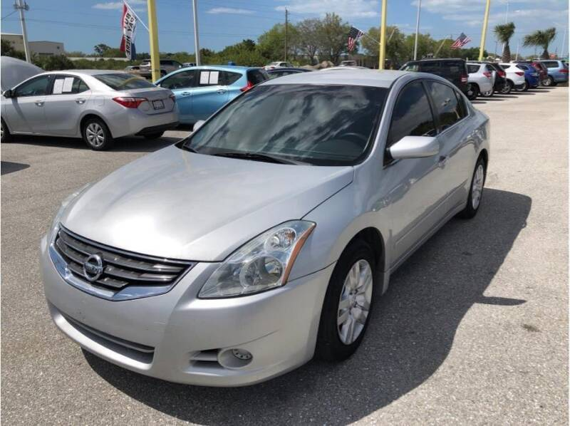 2011 Nissan Altima for sale at My Value Car Sales in Venice FL
