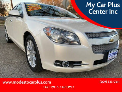 2011 Chevrolet Malibu for sale at My Car Plus Center Inc in Modesto CA