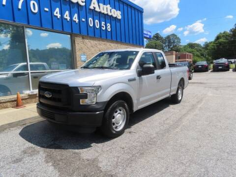 2016 Ford F-150 for sale at Southern Auto Solutions - 1st Choice Autos in Marietta GA