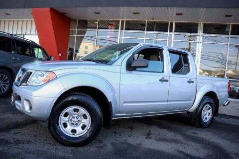 2014 Nissan Frontier for sale at Quality Auto Center of Springfield in Springfield NJ