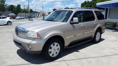 2005 Lincoln Aviator for sale at West Elm Motors in Graham NC