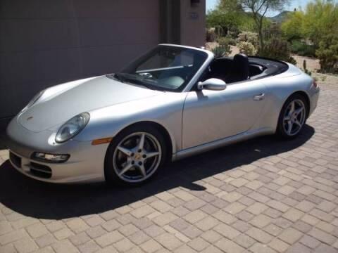 2006 Porsche 911 for sale at Classic Car Deals in Cadillac MI
