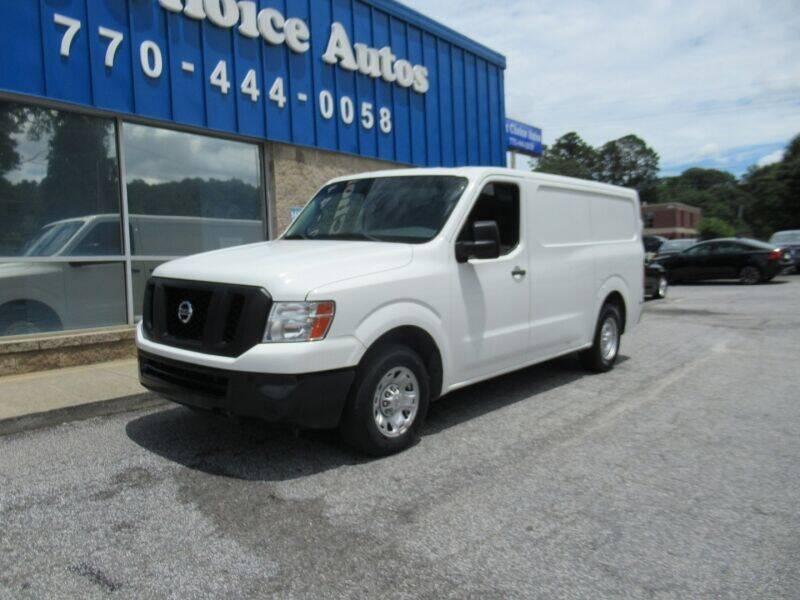 2013 Nissan NV Cargo for sale in Smyrna, GA