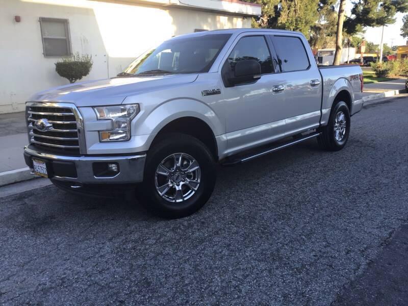 2017 Ford F-150 for sale at LA PLAYITA AUTO SALES INC - 3271 E. Firestone Blvd Lot in South Gate CA