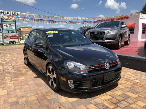 2013 Volkswagen GTI for sale at Cars of Tampa in Tampa FL