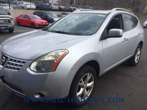 2010 Nissan Rogue for sale at J & M Automotive in Naugatuck CT