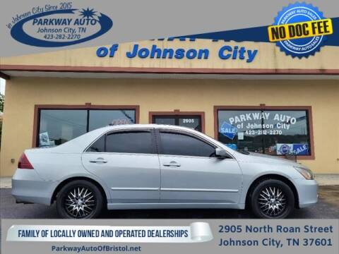 2006 Honda Accord for sale at PARKWAY AUTO SALES OF BRISTOL - PARKWAY AUTO JOHNSON CITY in Johnson City TN