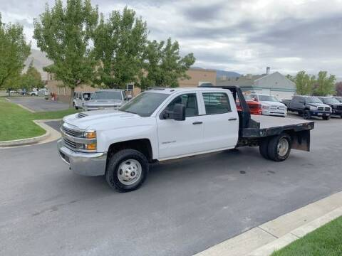 2018 Chevrolet Silverado 3500HD for sale at Hoskins Trucks in Bountiful UT