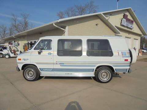 1987 Chevrolet Chevy Van for sale at Milaca Motors in Milaca MN