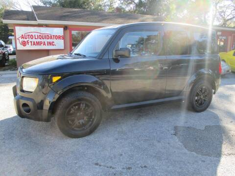 2006 Honda Element for sale at Auto Liquidators of Tampa in Tampa FL
