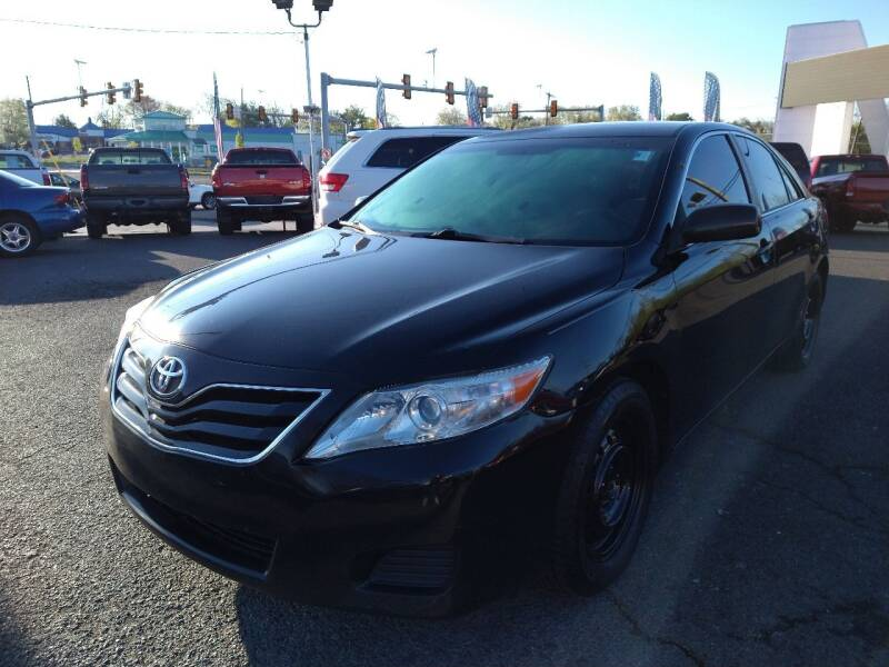 2011 Toyota Camry for sale at P J McCafferty Inc in Langhorne PA
