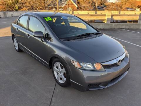 2010 Honda Civic for sale at QC Motors in Fayetteville AR