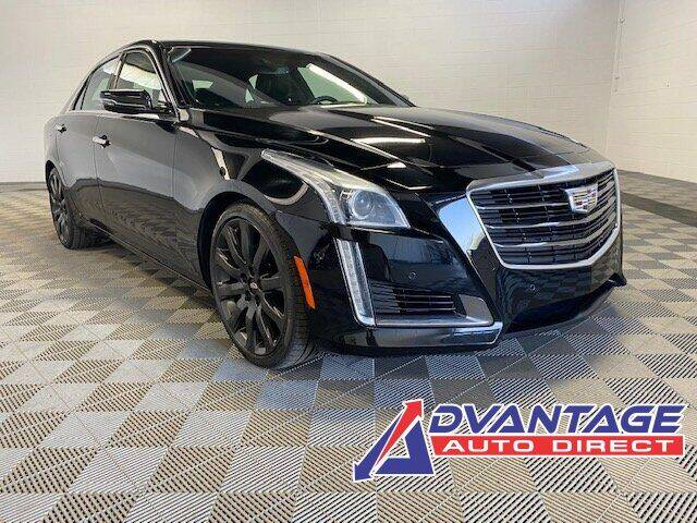 2016 Cadillac CTS for sale at Advantage Auto Direct in Kent WA