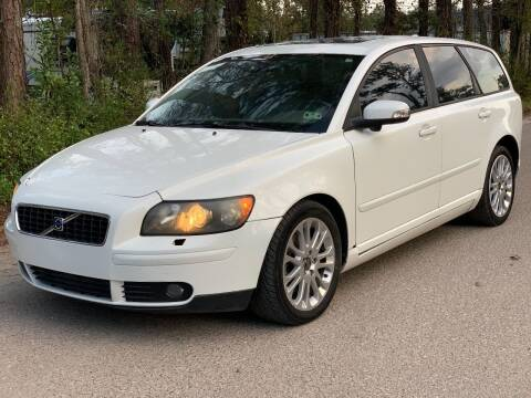 2009 Volvo V50 for sale at Next Autogas Auto Sales in Jacksonville FL