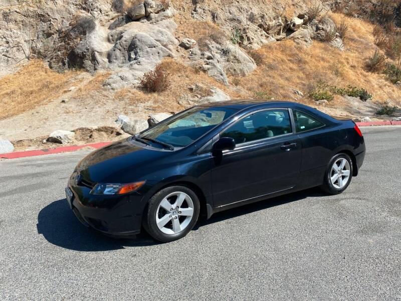 2007 Honda Civic for sale at Inland Motors LLC in Riverside CA