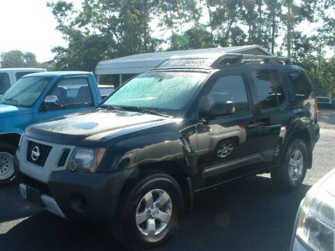 2011 Nissan Xterra for sale at Northgate Auto Sales in Myrtle Beach SC