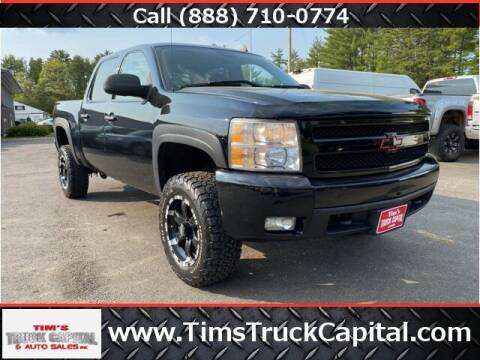 2008 Chevrolet Silverado 1500 for sale at TTC AUTO OUTLET/TIM'S TRUCK CAPITAL & AUTO SALES INC ANNEX in Epsom NH