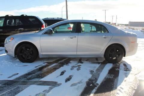 2012 Chevrolet Malibu for sale at Epic Auto in Idaho Falls ID