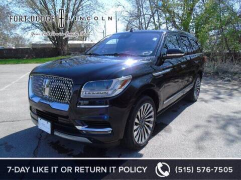 2019 Lincoln Navigator for sale at Fort Dodge Ford Lincoln Toyota in Fort Dodge IA