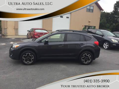 2015 Subaru XV Crosstrek for sale at Ultra Auto Sales, LLC in Cumberland RI