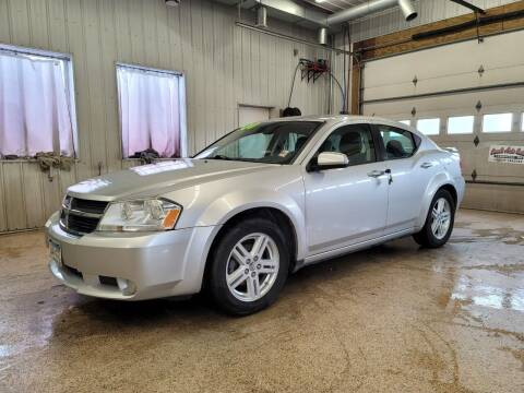 2010 Dodge Avenger for sale at Sand's Auto Sales in Cambridge MN