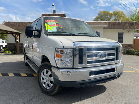 2013 Ford E-Series Cargo for sale at Hola Auto Sales Doraville in Doraville GA