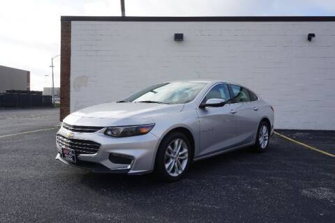 2017 Chevrolet Malibu for sale at O T AUTO SALES in Chicago Heights IL
