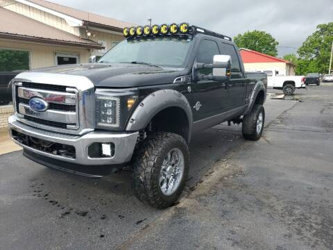 2011 Ford F-250 Super Duty for sale at Bailey Family Auto Sales in Lincoln AR