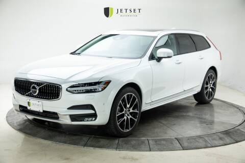 2018 Volvo V90 Cross Country for sale at Jetset Automotive in Cedar Rapids IA
