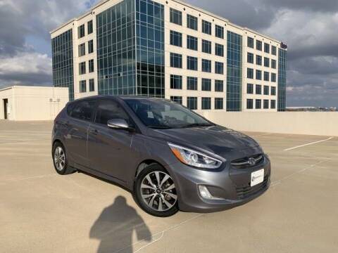 2015 Hyundai Accent for sale at SIGNATURE Sales & Consignment in Austin TX