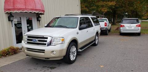 2009 Ford Expedition EL for sale at Bethlehem Auto Sales LLC in Hickory NC