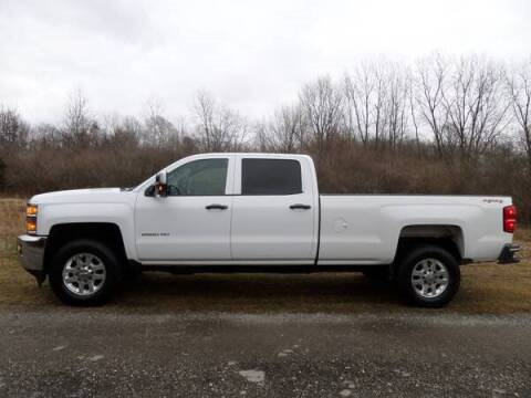2016 Chevrolet Silverado 2500HD for sale at Apex Auto Sales LLC in Petersburg MI