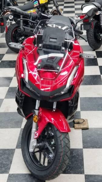 2022 Honda ADV150AN for sale at Irv Thomas Honda Suzuki Polaris in Corpus Christi TX