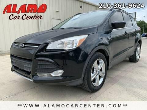 2013 Ford Escape for sale at Alamo Car Center in San Antonio TX