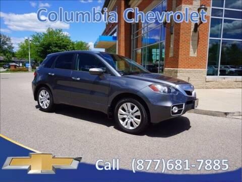 2011 Acura RDX for sale at COLUMBIA CHEVROLET in Cincinnati OH